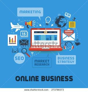 Tiga Cara Mudah Menghasilkan Uang di Internet (Bisnis Online)