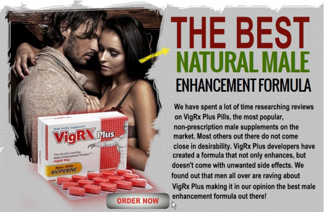 VigRx Plus Pills Review, Ingredients, Side Effects