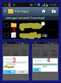 Cara Membuka File Zip di Hp Android