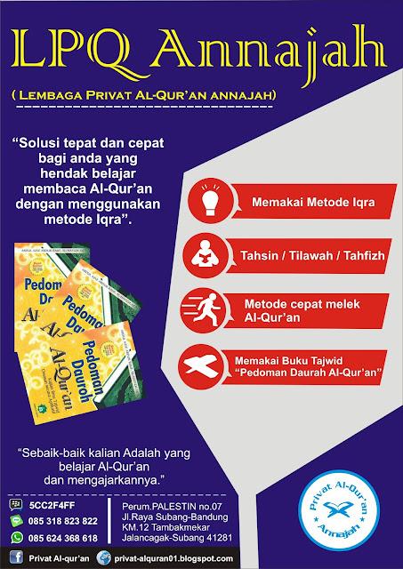 Solusi Privat Al-Qur'an ANda
