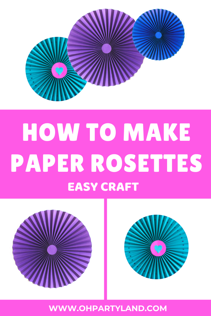 how-to-make-paper-rosettes