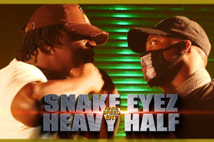 RBE Presents: Snake Eyez vs Heavy Half