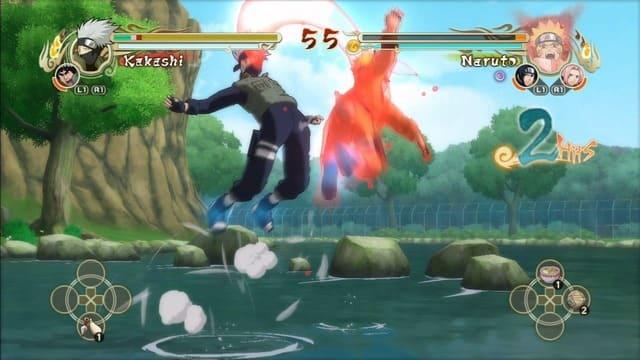 Naruto: Ultimate Ninja Storm ، والمعروف في اليابان باسم Naruto: Narutimate Storm (NARUTO- ナ ル ト - ナ ル テ ィ メ ッ ト ス ト ー ، Naruto: Narutimetto Sutōmu) هي الدفعة الأولى من سلسلة Ultimate Ninja Storm ، وهي لعبة قتال تم تطويرها بواسطة CyberConco2 و ألعاب بانداي. تم إصدار اللعبة للبلاي ستيشن 3 (PS3) عبر أمريكا الشمالية وأوروبا وأستراليا في نوفمبر 2008 وفي اليابان في 15 يناير 2009. وهي مبنية على سلسلة مانغا وأنيمي شعبية ناروتو من ماساشي كيشيموتو ، والجزء الأول من سلسلة Naruto: Ultimate Ninja على PS3.