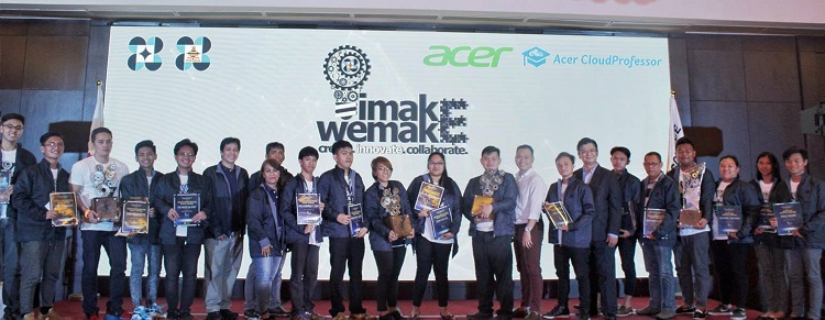 3 Student Innovations Dominate IMake.WeMake 2018