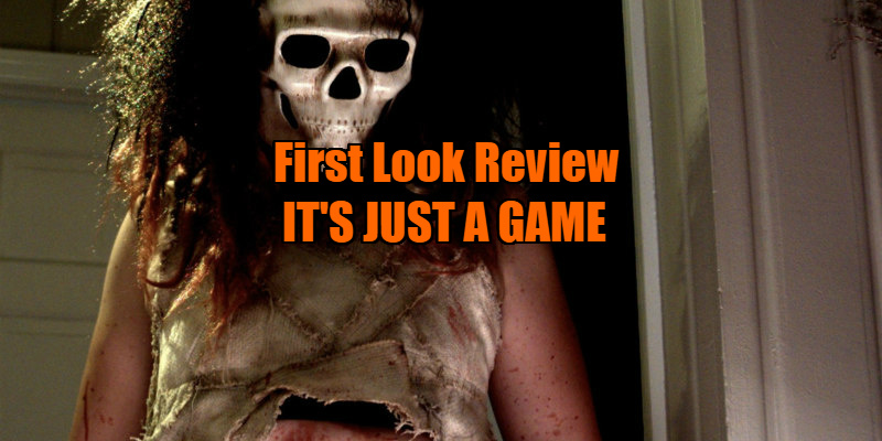 it's just a game review