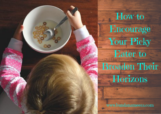 about picky eater, facing the picky eater