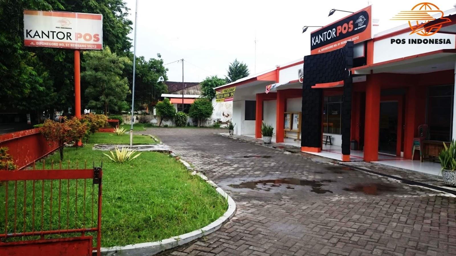 Loker Rembang Kantor Pos Pemuda Rembang Merupakan Unit Bisnis Kemitraan PT Pos Indonesia (Persero) Yang Berada Di Rembang Sedang Membutuhkan Karvawan/i Untuk Posisi:
