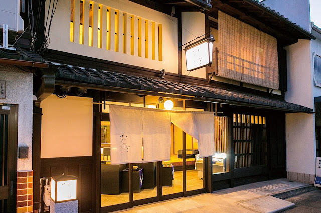 Swan鵝牌極致鵝絨日式刨冰 鵝絨雪花冰  #怪奇鵝絨冰(2):#醬菜清酒鵝絨冰|京都御苑旁清酒文化基地 刨冰不可思議的奇幻之旅-swan-kakigori-post-unexpected-flavoring-kakigori-kyoto-OZUmaisondusake-storefront-Kyoto-machiya-old-wooden-house