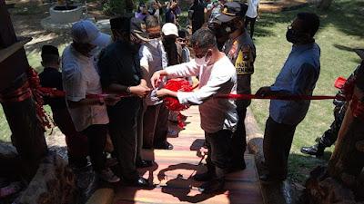Soft Opening Benan Island Resort, DPRD kabupaten Lingga Apresiasi Pelaku Usaha Sektor Pariwisata