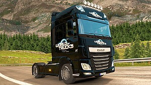 World of Trucks DAF Euro 6