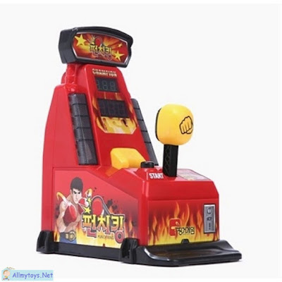 Mini Working Finger Boxing Arcade Game Toy 1