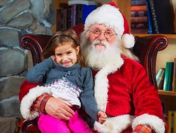 Sosia di Babbo Natale cercasi: 1600 euro