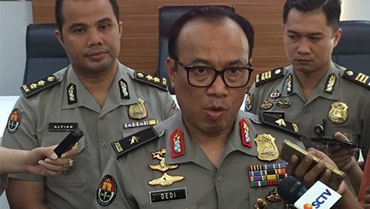 Bom Bunuh Diri di Tugu Kartasura, Mabes Polri Masih Tunggu Informasi Densus 88