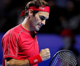 Federer reaches 15th Swiss Indoors 2019 final to beat Tsitsipas