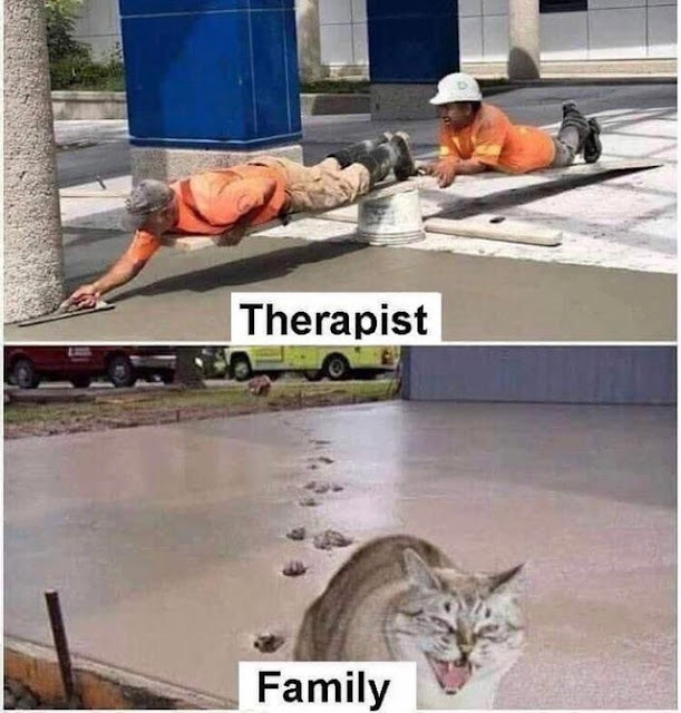 Psychology - Therapist Family