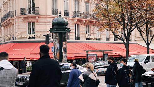 Champs-Élysées Paris France