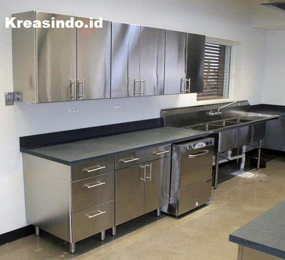 Ubah Dapur Rumah Anda Semakin Istimewa dengan Kitchen Set Stainless Terbaru