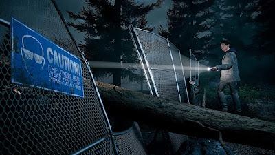 Alan Wake Remastered Game Screenshot 8