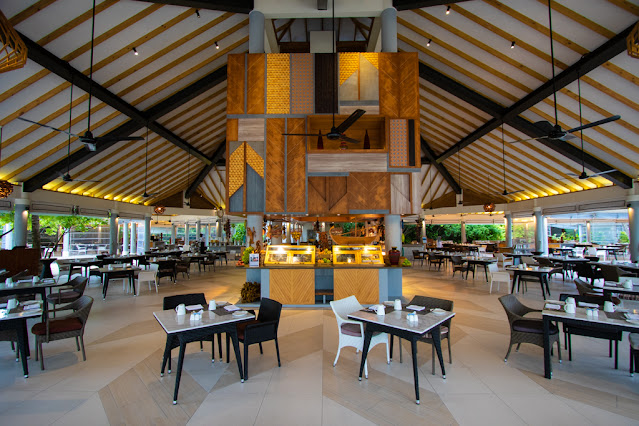 Amaya food gallery Amari Havodda Maldives