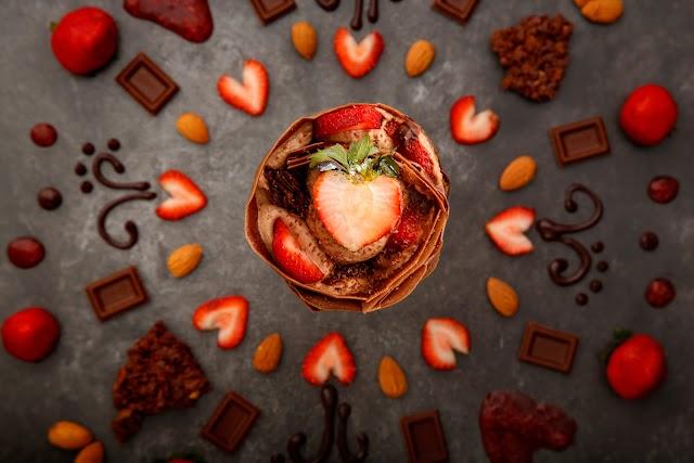 【聖誕冬日限定】甜蜜美味之終極!i CREMERiA 全新 Fresh Crepe 系列五種口味
