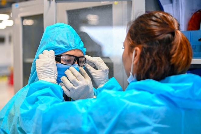 Thí sinh thi tốt nghiệp THPT có kết quả âm tính với SARS-CoV-2