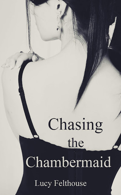 Can an new outlook on life heal her damaged heart? Chasing the Chambermaid @cw1985 #reverseharem #KU