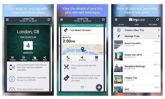 15 Aplikasi (Traveling) Perjalanan Terbaik Untuk Android 2019