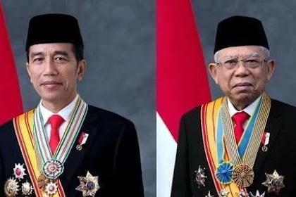 Daftar menteri Kabinet Indonesia Maju 2019-2024