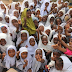 Photo: Nigerian kids show off their pinky fingers that mean they have been vaccinated against polio