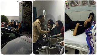 القيروان : تسمم عائلة كاملة بسبب نبتة 'السلق'.. ونقلهم الى المستشفى