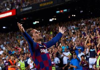 مشاهدة مباراة برشلونة واوساسونا