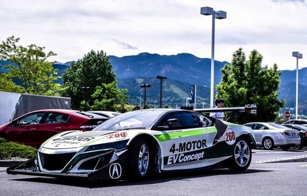 Acura NSX EV 4-Motor