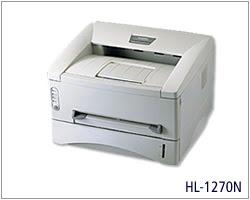 Brother HL-1270Nフルドライバーをダウンロード
