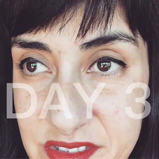 Learning How to Apply Liquid Liner (Day 3) :: 31 Days of Liquid Eyeliner