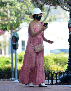 nicole scherzinger and tgom evans out house hunting in los angeles 10 20 2020 5