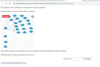 Pagina PHP