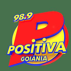 Ouvir agora Rádio Positiva 98,9 FM - Goiânia / GO