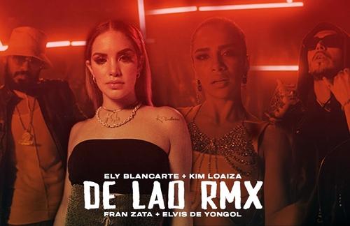 De Lao (Remix)   Ely Blancarte & Kim Loaiza & Elvis De Yongol & Fran Zata Lyrics
