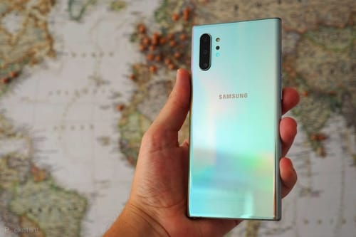 Android 11 update for Galaxy Note 10 devices