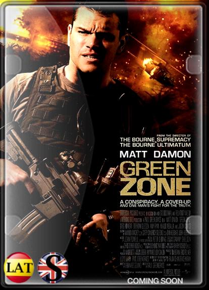 Green Zone (2010) HD 720P LATINO/INGLES