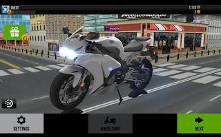 Jogo grátis Moto Road Rash 3D Online