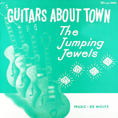 The Jumping Jewels - Guitars About Town (1964)