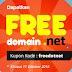 Buruan !!! Gratis Domain .NET 11 Oktober 2016