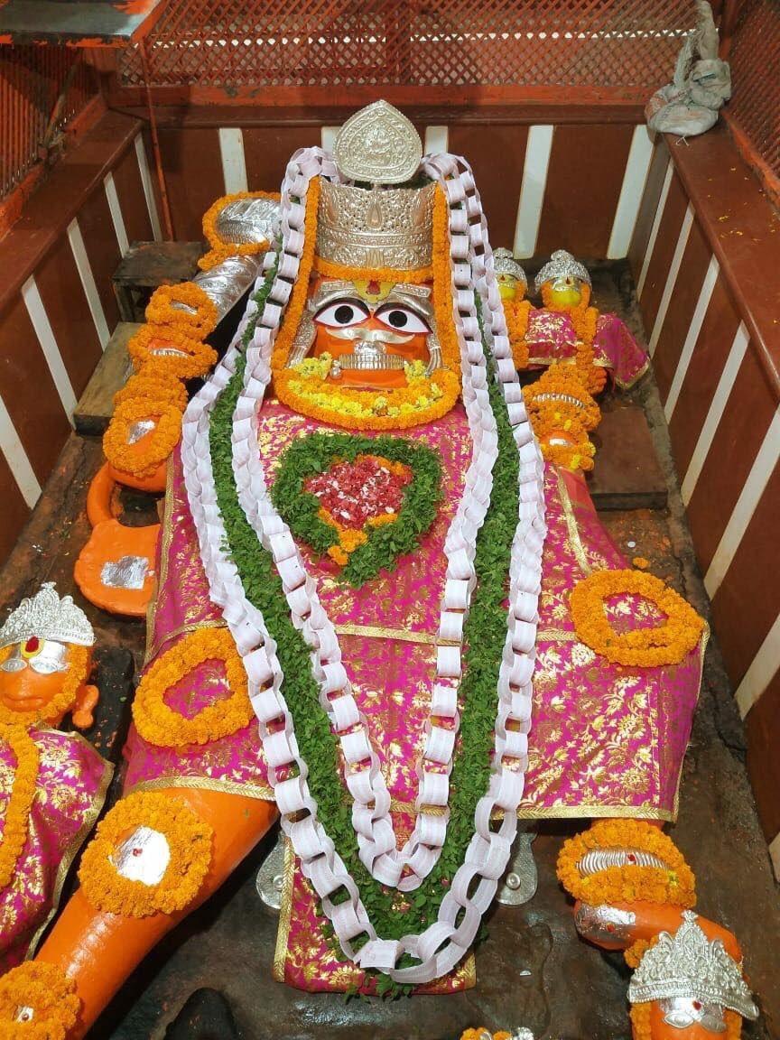 Bade Hanuman jee