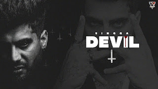 DEVIL (डेविल Lyrics in Hindi) - Singga