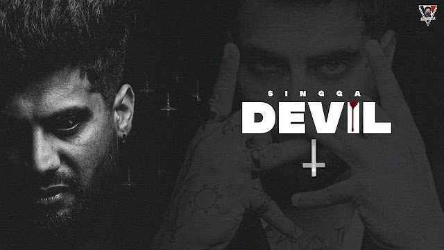 DEVIL (डेविल Lyrics in Hindi) - Singga