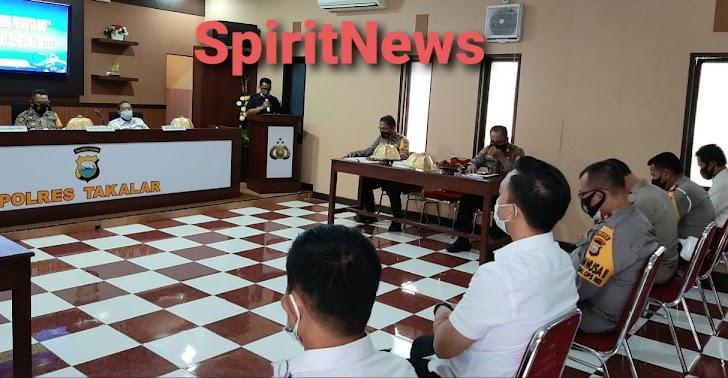 Kapolres Takalar, Membuka Rapat Anggota Tahunan Primkoppol