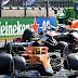 Formula 1: Κόβει την ανάσα η σφοδρή σύγκρουση του Φερστάπεν με τον Χάμιλτον