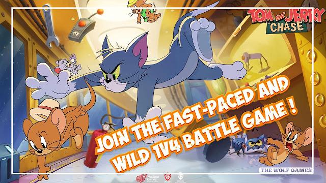 تحميل لعبة توم وجيري للاندرويد   Tom & Jerry