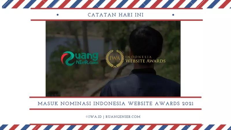 indonesia website awards